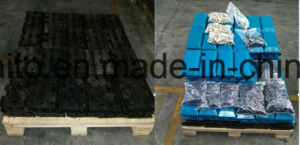 Rubber Pads Use on Vogele Asphalt Paver and Wirtgen Milling Machine pictures & photos