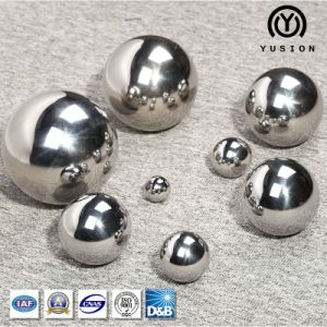 Yusion 4.7625mm-150mm / G50-G1000 Low Carbon Steel Ball (HRC55-HRC59) pictures & photos
