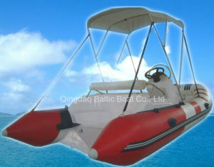 Rigid Fiberglass Work Inflatable Boats Ce 470