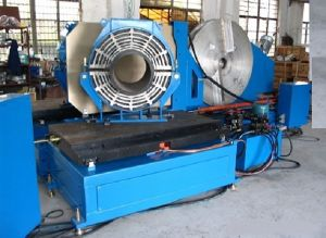 High Quaity 710-1000mm Multi-Angle Fitting Machine pictures & photos