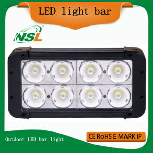 Crees LED Brightest LED Flood Light 80W LED Light Bar Double Row LED Bar Light Made in China pictures & photos