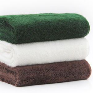 Wholesale Good Quality Bamboo Fibre Face Towel pictures & photos