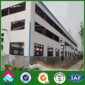 Prefabricated Pre-Engineered Light Steel Structure Workshop Building (XGZ-SSB021) pictures & photos