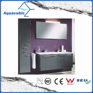 Bathroom Vanity Combo with 2 Drawers in Black Finish (ACF8931) pictures & photos