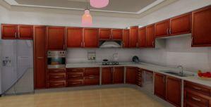Standard Kitchen Furniture (AGK018)