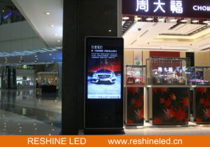 Indoor Outdoor Portable Digital Advertising Media LED Display Screen//Player/Poster pictures & photos