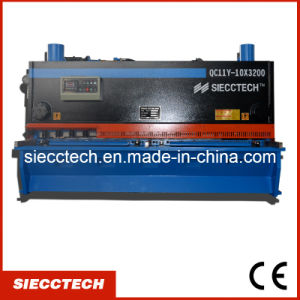 Hydraulic CNC Pendulum Plate Shearing Machine pictures & photos