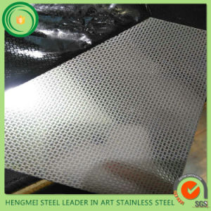 201 304 316 Embossed Stainless Steel Sheet for Kitchen Made in China pictures & photos