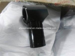 Black Anodized 6061 Aluminum CNC Machined Parts