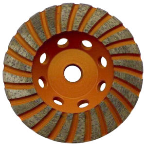 Diamond Grinding Wheel for Stone Granite pictures & photos