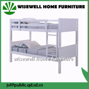 Pine Wood Bunk Bed Furniture for Kids (WJZ-B718) pictures & photos