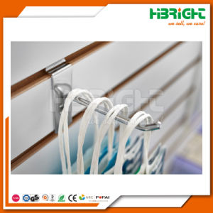 Shop Fitting Single Prong Metal Display Hooks pictures & photos