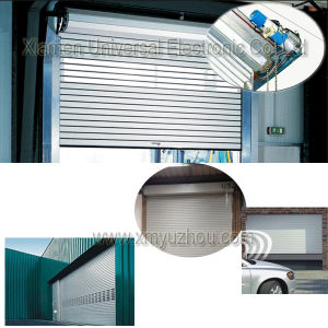 600kg Electronic AC Rolling Garage Door Motor pictures & photos