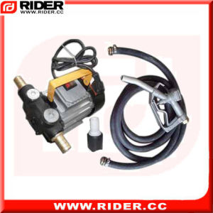 110V Fuel Dispensing Pump Diesel Fuel Rotary Transfer Pump pictures & photos
