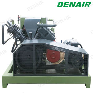 High Pressure Portable Diesel Postion Compressor pictures & photos