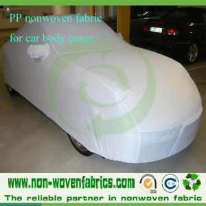 Waterproof Printed Car Body Cover Nonwoven Material pictures & photos