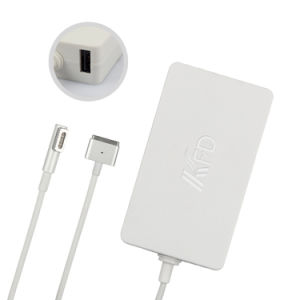 UL TUV Ce Reach Approved 45W 65W 80W Adapter for Apple MacBook Charger