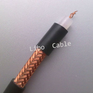 Rg213 Coaxial Cable with PVC Jacket 50 Ohm Cable pictures & photos