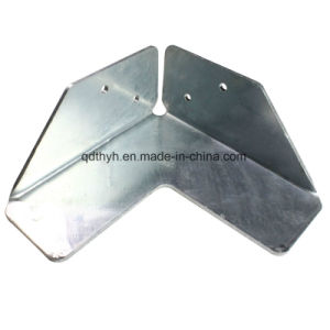 High Quality Fabricated Sheet Metal Parts for Machinery pictures & photos
