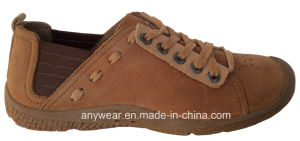 China Men Leather Fashion Casual Shoes (815-4699) pictures & photos