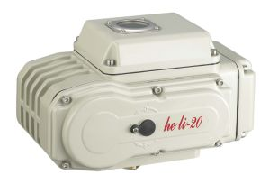 High Quality Part-Turn Electric Actuator Hl-20 pictures & photos