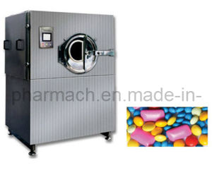 High-Efficient Pill Sugar/Tablet/Film Coating Machine pictures & photos