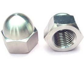 Hexagon Domed Cap Nut DIN1587 pictures & photos