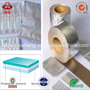 China Ptp Aluminum Foil for Pharmaceutical pictures & photos