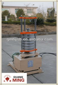 Sample Sieves Shaker, Laboratory Mineral Sieving Machine for Particle Classifier pictures & photos