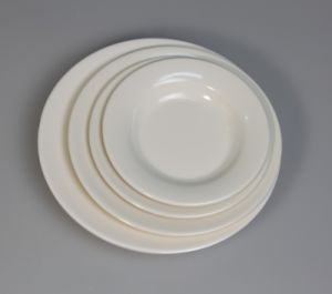 Melamine Round Plate (DP-2006) pictures & photos