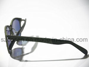 Ce FDA Classic Mirrored Lens Metal Aluminum Sunglasses pictures & photos