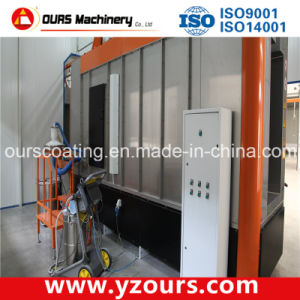 Hot Sale Paint Spraying Booth with Best Price pictures & photos