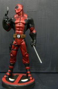 Customized Movie Character Model with Real Life Resina Material pictures & photos