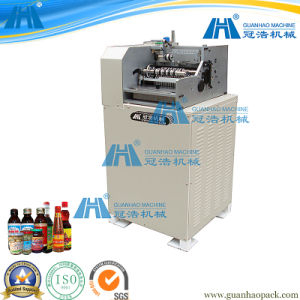 Semi-Automatic One Side of Hot Melt Adhesive Labeling Machine (GH-D)