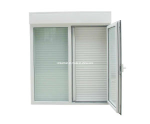 Aluminum Window, Shutter and Screen pictures & photos