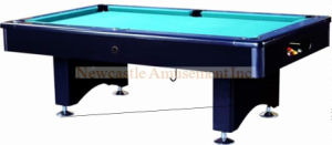 Pool Table 9′ Black Diamond Pool Table (NC-BT01) pictures & photos