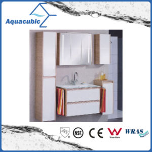 Double Drawers Bathroom Vanity Combo in White (ACF8917) pictures & photos