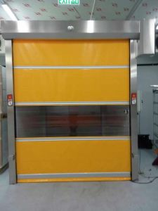 OEM Automatic Industrial High Speed PVC Sheet Shutter pictures & photos