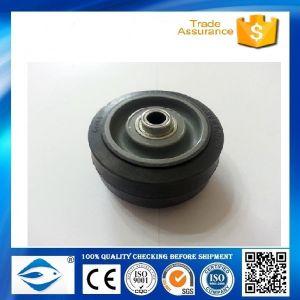 Elastic Rubber Molding Caster & Rubber pictures & photos