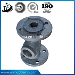Cast Steel Supply Lost Wax Casting Pump Parts with Machining pictures & photos