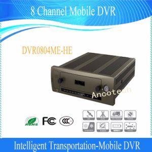 Dahua 8 Channel Mobile DVR with GPS Tracking WiFi/3G (DVR0804ME-HE) pictures & photos