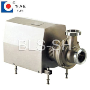Stainless Steel Sanitary Self Suction Pump pictures & photos