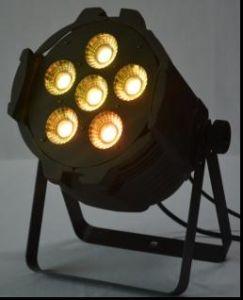 6X30W White Amber 2-in-1 COB LED PAR64 Wash PAR Light pictures & photos