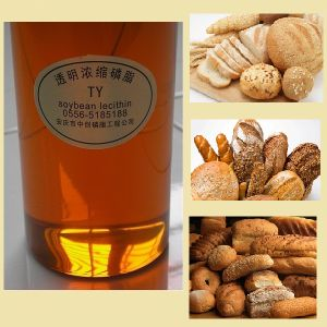 Food Additive Soy Lecithin Fluid for Bared Goods pictures & photos