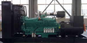 Cummins Diesel Generator (20kVA to 2000kVA) with CE/ Soncap Certifications