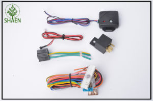 Car Security Systems Two Way Car Alarm Keyless Entry System pictures & photos