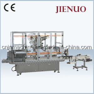 Automatic Box Corner Labeling Machine pictures & photos