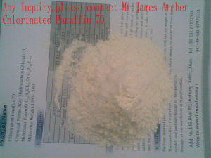 High Quality Chlorinated Paraffin 70 for Thailand Market pictures & photos