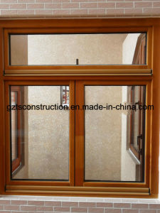 Customzied Double Glazing Solid Wooden Window pictures & photos