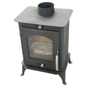 New Designed Steel Wood Burning Fireplace, Steel Stove (FL007) pictures & photos